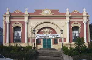 Carnegie Library Building, Onehunga NZ