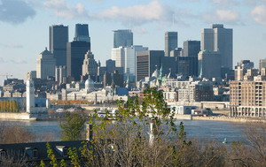 Montreal today
