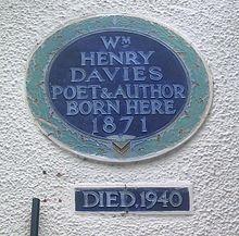 Davies plaque
