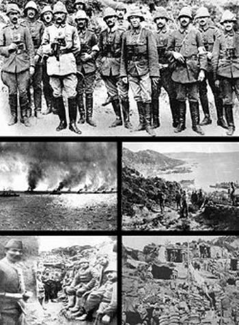 Gallipoli Campaign 1915