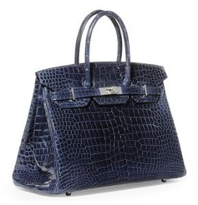Birkin Crocodile Handbag