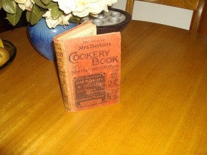 Mrs Beeton's cookery book