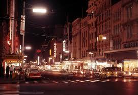 Queen Street, 1967