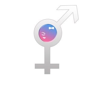 Symbol male-female