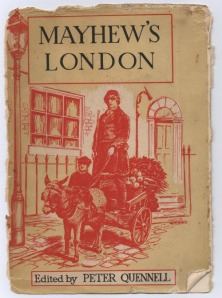 Cover Mayhew's London