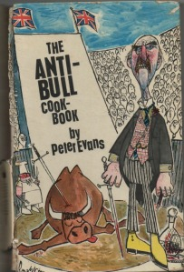 Anti bull cookbook