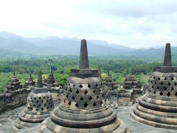 Borobudur stoopas