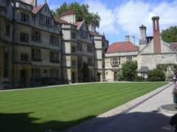 College in Oxford