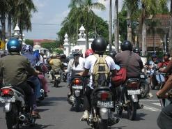 Jogyakarta traffic