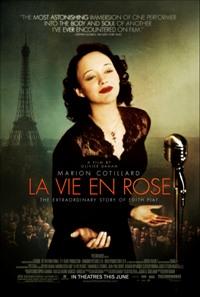 Piaf movie poster