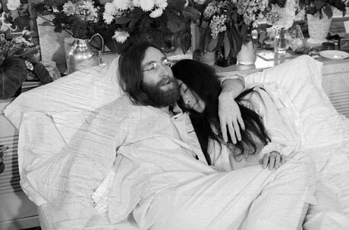 John and Yoko Ono