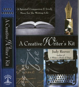 Creative writing kit
