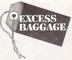 Baggage label