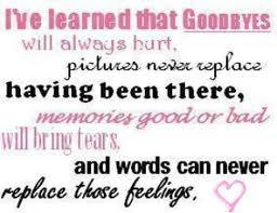 Words - memories