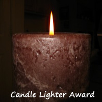 Candle Lighter Award