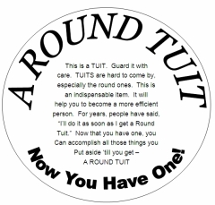 A Round Tuit