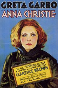 Poster - Anna Christie Movie
