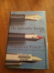 September Society book cover