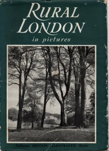 Book cover - Rural London
