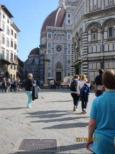All roads lead to The Duomo