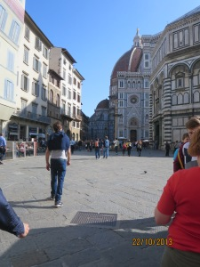 Another view of the Duomo