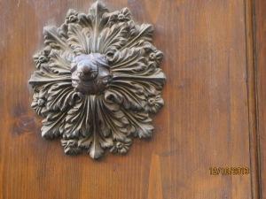 Door decration