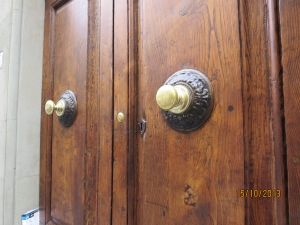 More door knobs