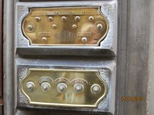 Entrance bells