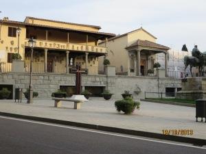 Fiesole square