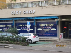 Sexy shop