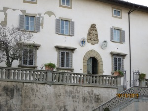 Grand house in Fiesole