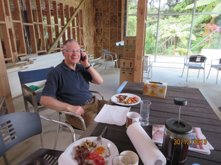 Breakfast Pinehaven Style