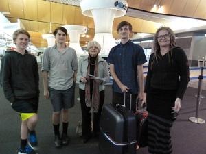 Wellington Airport