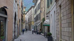 Lane in Como