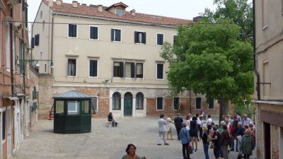 Plaza - Jewish Ghetto Venice