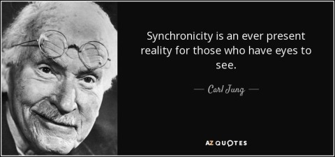 Image result for synchronicity serendipity