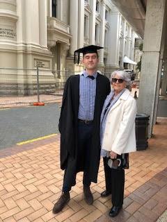 Drew Graduation